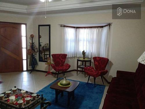 Casa, Venda, 3 Dormitórios, 3 Suítes , 300 M² 210 M² Construção , Jardim Esplanada , Indaiatuba-sp - Ca0338