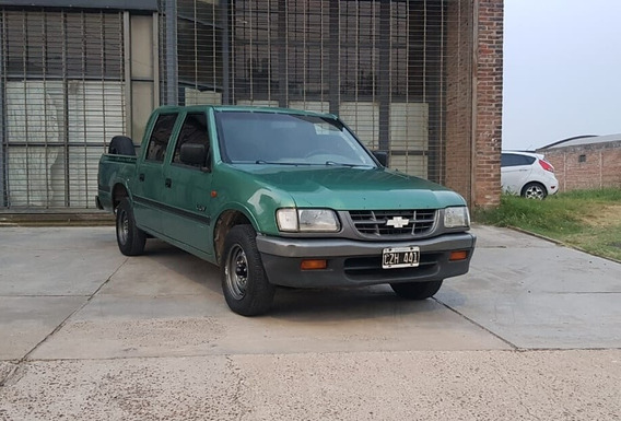 Chevrolet Luv 2.5 Pick-up D/cab 4x2 Aa 1999