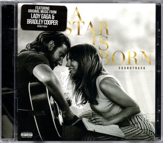 Cd Lady Gaga & Bradley Cooper A Star Is Born Tso