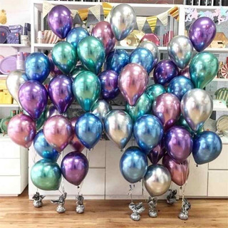 Globos Cromados (chrome), Globos Chrome
