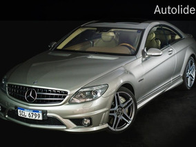 Mercedes Benz Cl63 Amg 2006 Impecable!
