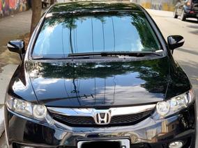 Honda New Civic 1.8 Exs Flex Aut. 4p 2010 Mooca Sao Paulo