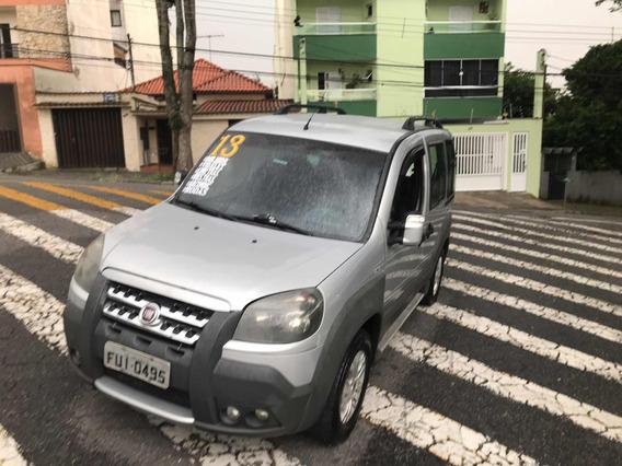 Fiat Doblo Adventure Xingu 2013 S/entrada 6lugares