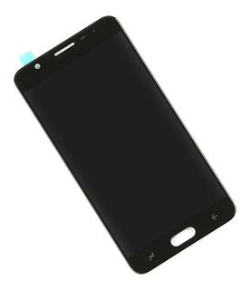Frontal Tela Touch Display Samsung J7 Prime 2 - G611 - Preto