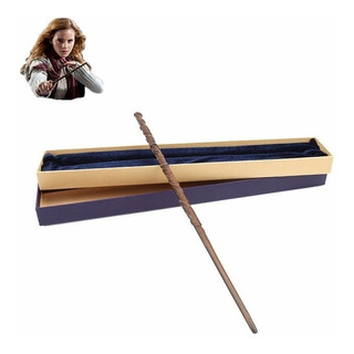 Varita Harry Potter Nucleo Acero Caja - Hermione Granger