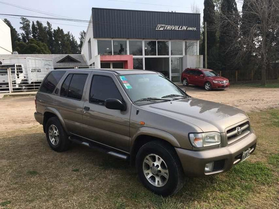 Nissan Pathfinder 3.3 Se Wide 2001