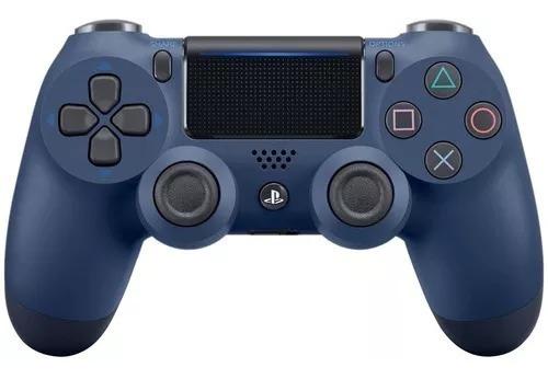 Controle Playstation 4 Dualshock 4 Azul Original Ps4