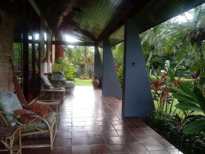 Casa Com 4 Dorms, Praia Da Lagoinha, Ubatuba - R$ 1.300.000,00, 300m² - Codigo: 1005 - V1005