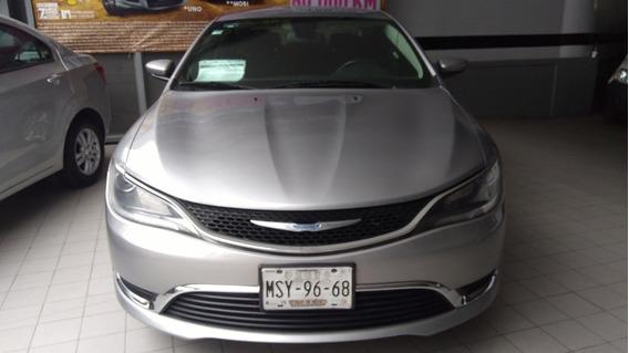 Chrysler 200 Limited 2015 Somos Agencia Credito Garantia