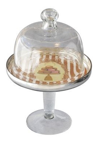 Campana Con Pie Vintage Linea Madelaine