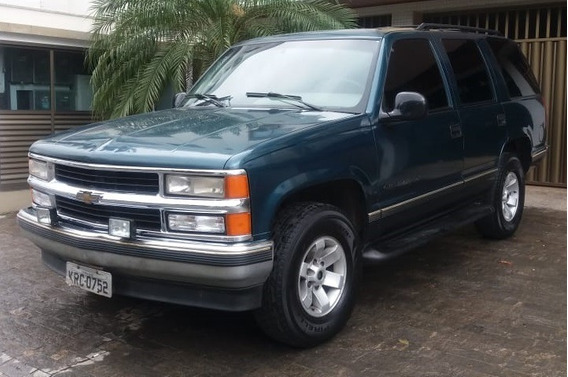 Oportunidade Unica Chevrolet Grand Blazer 4.2 Dlx 5p