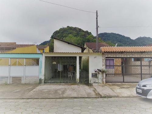 Casa Com 1 Dorm, Jardim Silveira, Mongaguá - R$ 160 Mil, Cod: 286903 - V286903