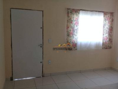 Casa Com 3 Dormitórios À Venda, 112 M² Por R$ 330.000 - Jardim Santa Rosa - Itu/sp - Ca1237