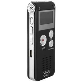 Gravador De Voz Digital 8gb Escuta Telefônica Mp3 Knup
