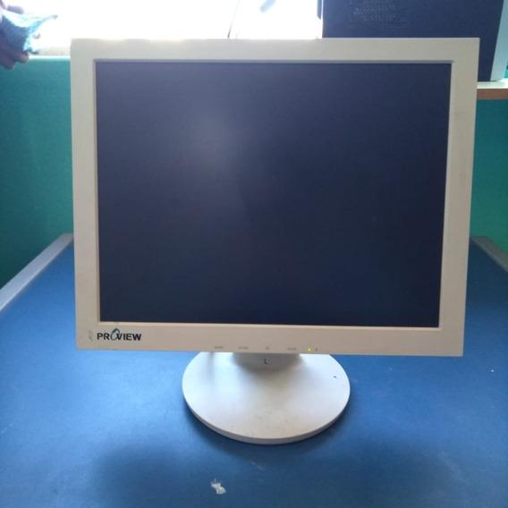 Monitor De Cristal Líquido Proview Lp 517