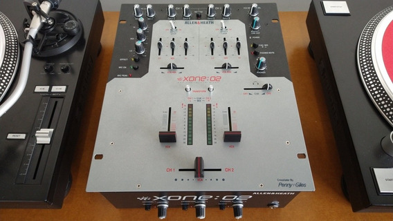 Mixer Allen & Heath Xone 02 Xone:02