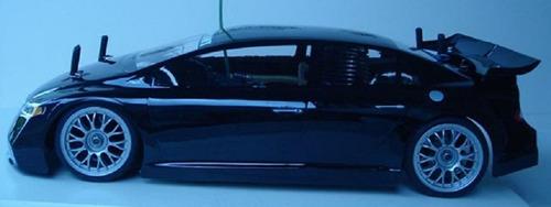 Imagem 1 de 2 de Bolha New Pro Civic 1/10 200x260mm Sem Pintura