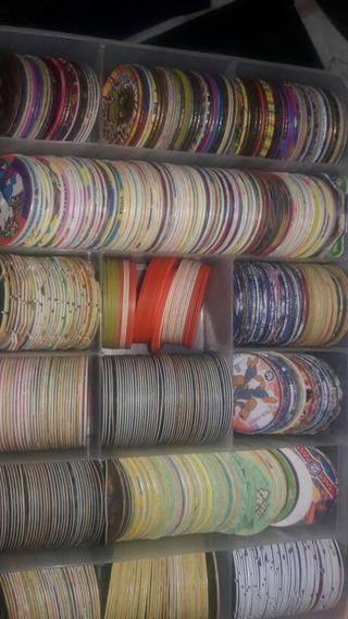 Tazos 200 Tazos Por 250 Diferentes Series