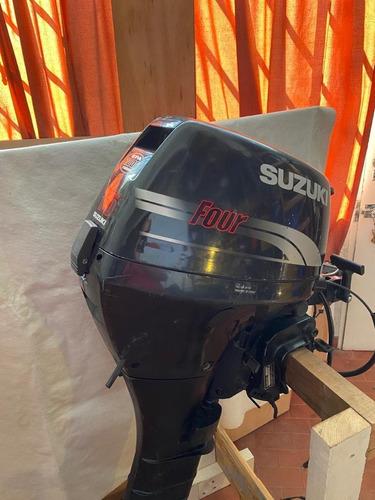 Motor Suzuki 15 Hp 4 Tiempos