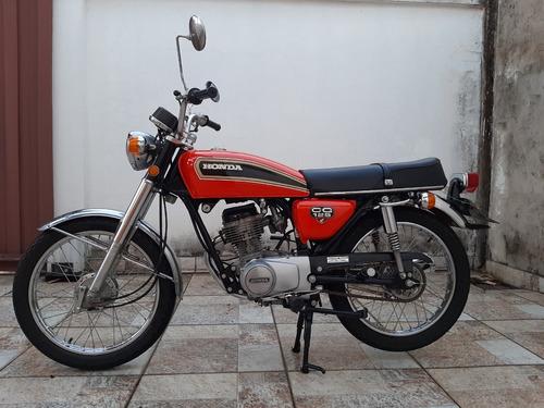 Imagem 1 de 14 de Honda Cg 125 1977 1ª Série