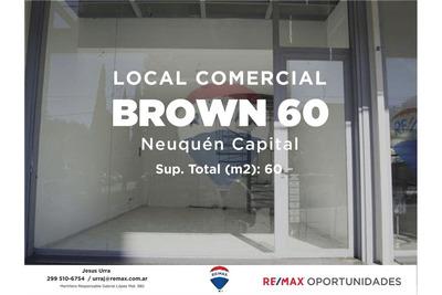 Alquiler Local Comercial, Neuquen.