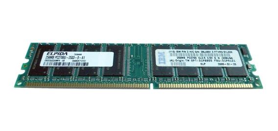 Memoria Ram Para Pc 256 Mb Ddr 333 Ibm , E2032