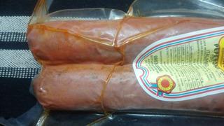 Peperoni Nacional Env. Al Vacío Pack 2 / 5 Unid, Sin Tacc