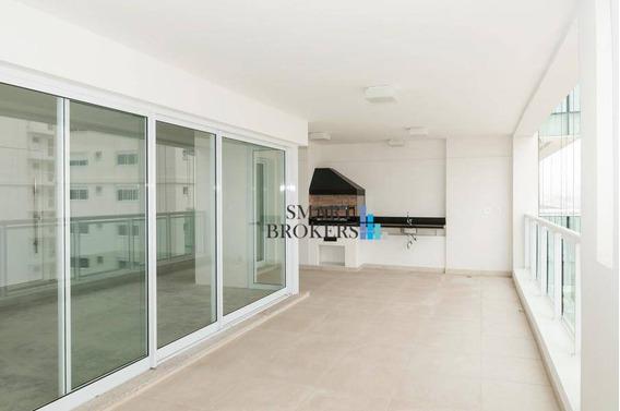 Apartamento À Venda No Jardim Das Perdizes Com 241 Metros 3 Suítes 3 Vagas - Ap1003