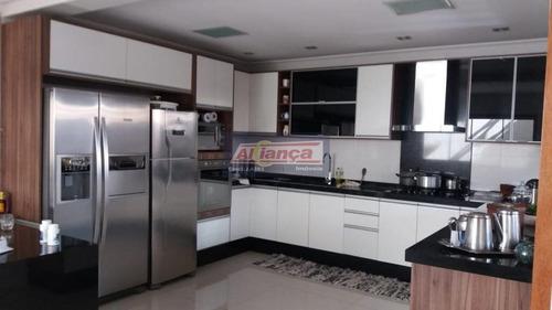 Casa Com 3 Dormitórios À Venda, 280 M² Por R$ 1.300.000,00 - Jardim Santa Clara - Guarulhos/sp - Ai7299