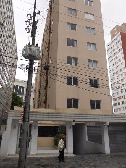 Ra89- Apt Centro 137 M2 50m Praca Rui Barbosa. 3 Q 1 Vg