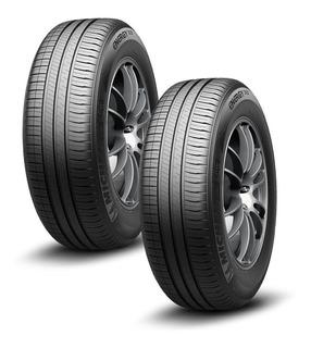 Paquete De 2 Llantas 175/65r14 Michelin Energy Xm2+ 82h
