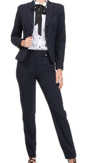 Conjunto Pantalon Y Saco Dama Mercadolibre Com Mx