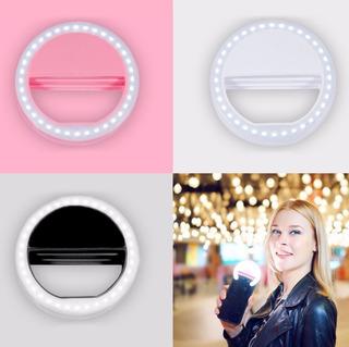 Luz De Selfie Para O Celular