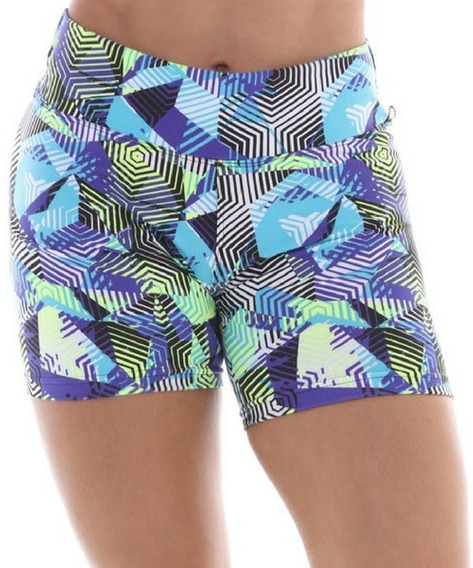 Kit 15 Shorts Suplex Feminino Cintura Alta Fitness Atacado