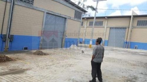 Imagem 1 de 8 de Área Industrial Para Locação Em Salvador, Pirajá - 91778_2-321410