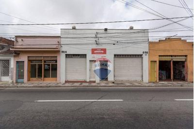 Salão À Venda, 353 M² Por R$ 1.250.000 - Centro - Mogi Das Cruzes/sp - Sl0006