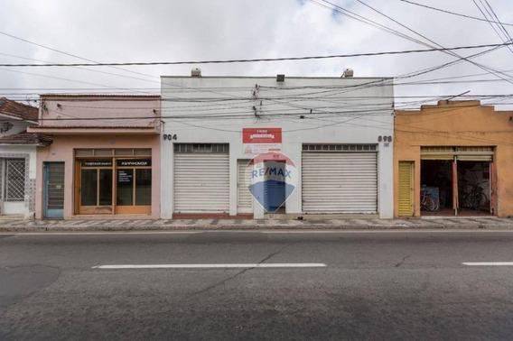 Salão À Venda, 353 M² Por R$ 1.250.000,00 - Centro - Mogi Das Cruzes/sp - Sl0006