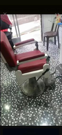 Cadeira De Barbeiro Modelo Ferrante Venda Só Pro Rio De Jane