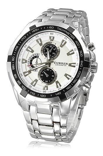Relógio De Pulso Masculino Luxo