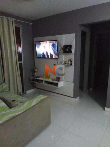 Apartamento Com 2 Dorms, Centro, Belford Roxo - R$ 135 Mil, Cod: 686 - V686