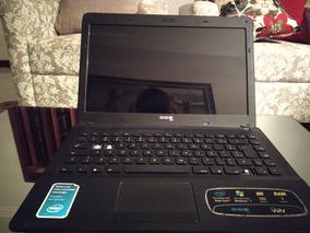 Notebook Cce Win ; Leia A Descrição; Windows 7; Dual Core