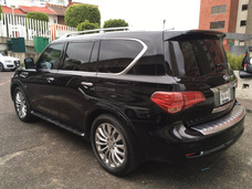 Infiniti Qx80 2017 Impecable, 16500 Kms