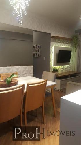 Imagem 1 de 15 de Apartamento Para Venda Em São Bernardo Do Campo, Centro, 3 Dormitórios, 1 Suíte, 2 Banheiros, 2 Vagas - Morflo2ta