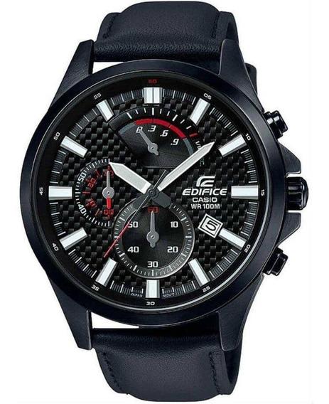 Relógio Masculino Casio Edifice Efv-530bl-1avudf - Preto