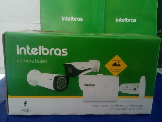 Câmera Hdvci Intelbras Vhd 1120 B G4. 20mts.multi Hd