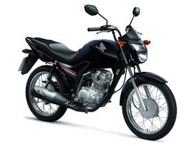Honda Cg 125i Fan Br-moto Parnamirim Rn