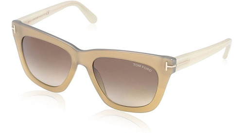 Tom Ford Tf361  -  Gafas De Sol Para Mujer Color Bronce Clar