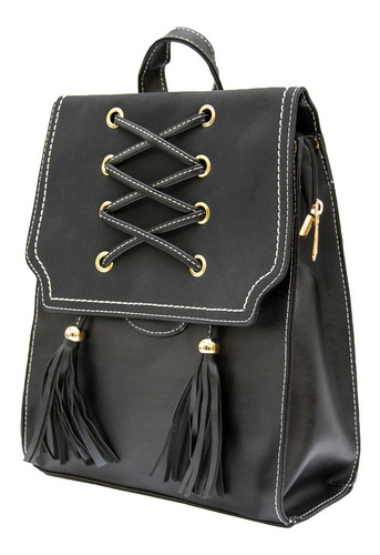 Mochila Mujer Backpack De Moda  Incluye  2 Piezas