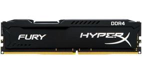 Memória Ram 4gb Ddr4 2400 Mhz Hyper-x Fury Pc Gamer