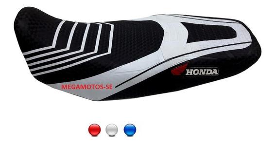 Capa Banco Moto Esportiva Honda Xre Twister Cb 500 300 18141